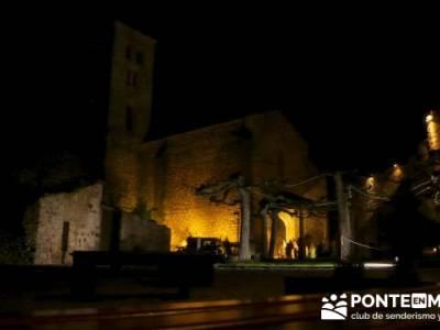 Senderismo Sierra Norte Madrid - Belén Viviente de Buitrago; senderismo en euskadi